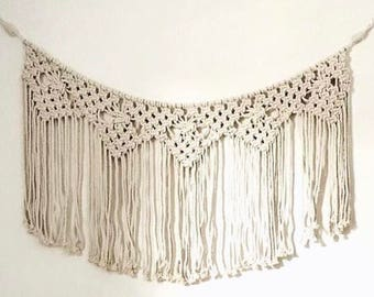 Macrame Wall Decor/ Wall Hanging