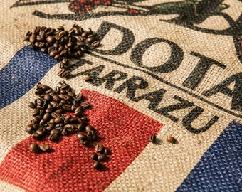 Costa Rica coffee bag