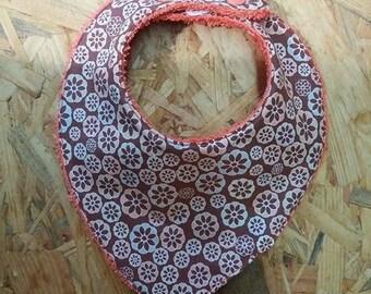Anti bavouille bandana bib