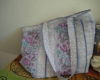 "bags fabric ""handmade"" patchwork fashion"