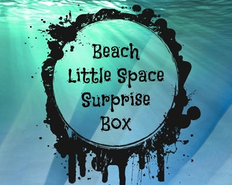 Beach LittleSpace Surprise Box
