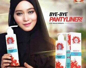 Feminine Wash JSD -Malaysia's Finest Feminine Wash [Oriental Ingredients]