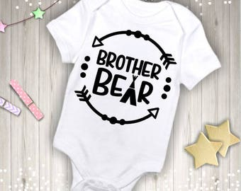 Brother Bear TeePee Onesie