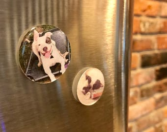 Personalized Custom Photo Magnets