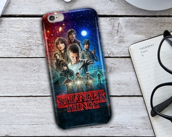 Stranger Things iPhone Case,Stranger Things Phone Case,Stranger Things iPhone 7 Plus Case,iPhone 7 Case,iPhone 6 Case