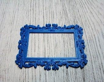 Square frame obj011 ABS material