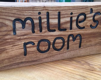 Handcrafted Personalized Plaques