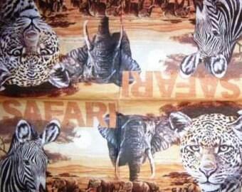 TOWEL in paper #AN045 savanna animals