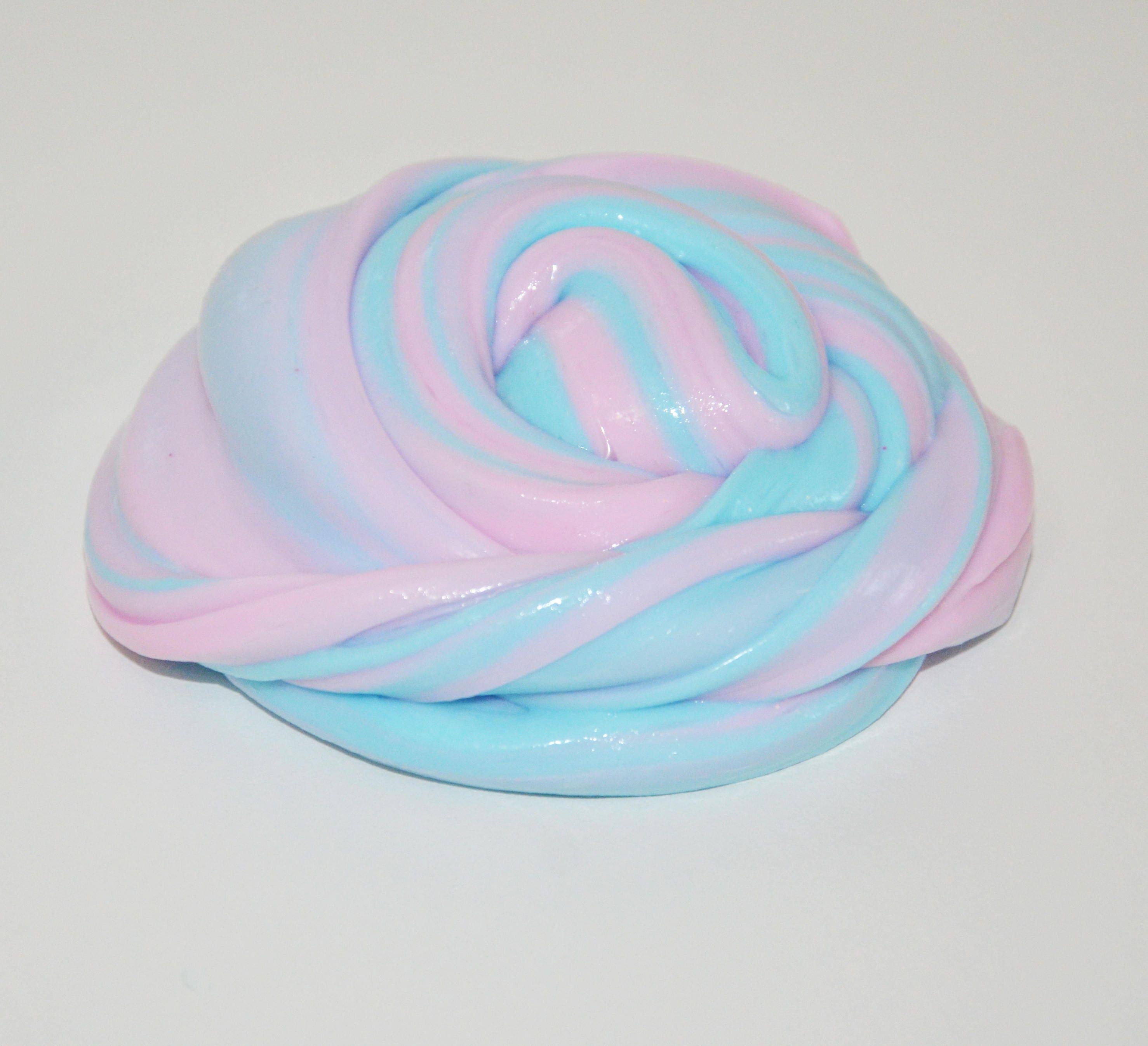 Unicorn Poop Slime Unicorn Slime Pink Slime Blue Slime