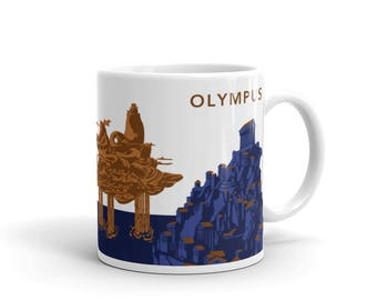 "Olympus ""You Aren't Here"" Mug"