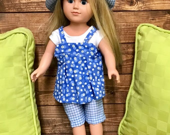 """4pc 18"""" Doll Jumper Outfit"""