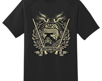 Destiny Fulfilled tee shirt 08012016