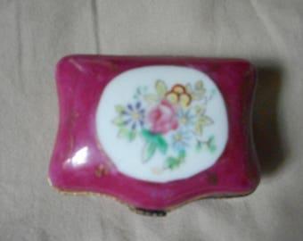 pill box, miniature box