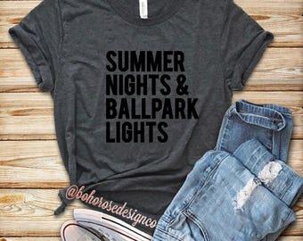 Womens baseball shirt- baseball t shirt- baseball mom shirt