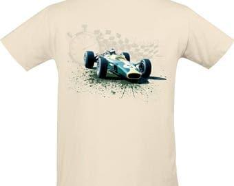 Retro Formula 1 - Jim Clark Lotus 49 Design