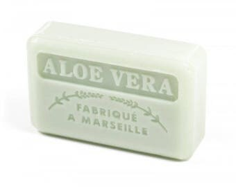 125g Savon de Marseille Aloe Vera French Soap