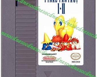 Final Fantasy I & II