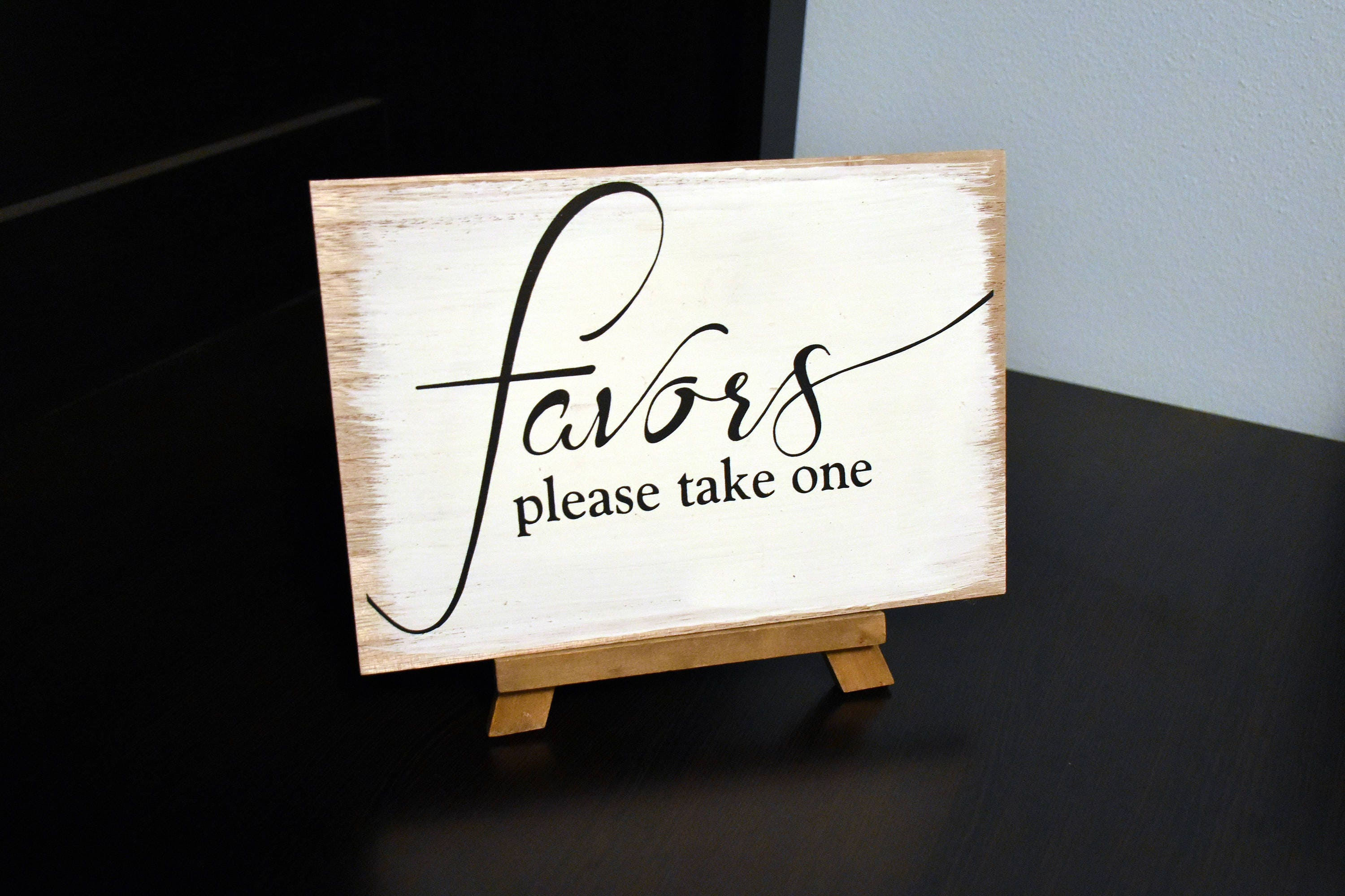 Wedding wood sign wooden sign favors please take one wedding sign wedding wood sign wooden sign favors please take one wedding sign wedding decorations rustic wedding decor junglespirit Image collections
