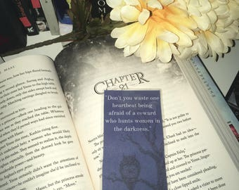 Tower of Dawn Bookmark