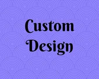 Custom Crochet Mandala- Large