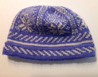 Norwegian hat warm thick solft durable wool