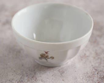 Vintage floral Bowl