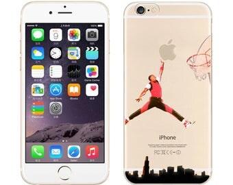 jordan iphone 6 case. michael jordan bulls apple iphone 5 / 6 6+ 7 7+ jordan iphone case s