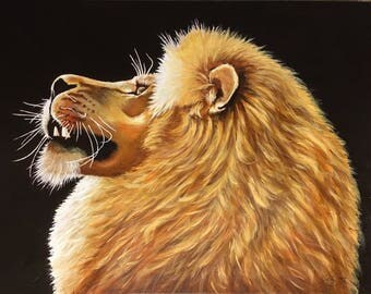 Glory Lion