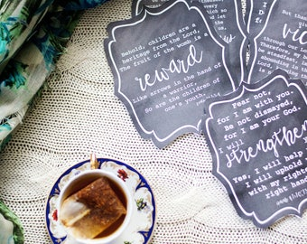 Bible Verse Cards For Labor