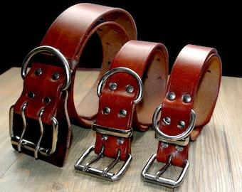 Leather Dog Collar.Designer dog collar.Dog lover gift.unique dog collar.dog collar.dog collar leather.leather collar.leather dog collar.soft