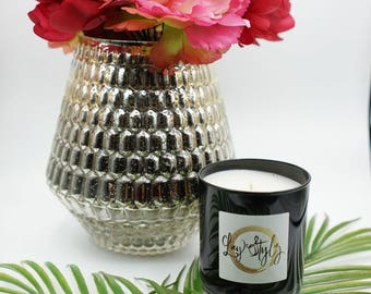 Rozay scented handmade candles
