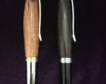Custom Handcrafted Pens