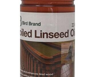 Bird Brand Boiled Linseed - 250ml Bottle
