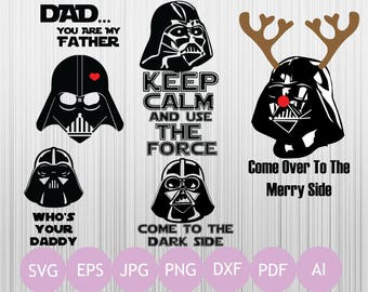 Darth Vader Svg | Star Wars SVG | Darth Vader Quotes Svg|  Star Wars Printable | Cut File | Cricut Design Silhouette