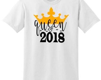 Queen of 2018