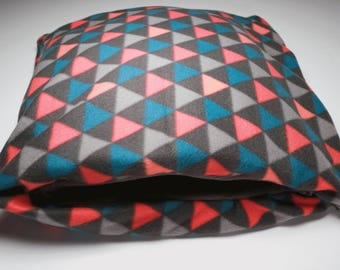 Toastie Feet warmer (Patterned Triangle)