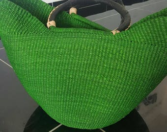 U shopper  (Bolga bags /baskets)
