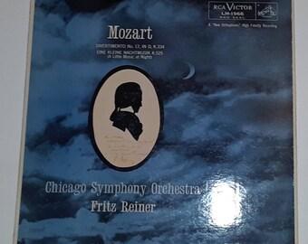 Mozart Divertimento No. 17 in D K.334 (1956) Eine Kleine Nachtmusic a little music at night