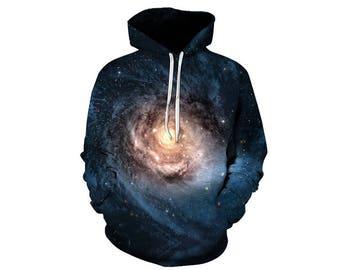Galaxy Hoodie, Galaxy Sweatshirt, Galaxy, Galaxy Jumper, Galaxy Hoodies, Space, Space Hoodie, 3d Hoodie, 3d Hoodies, Hoodie - Style 38