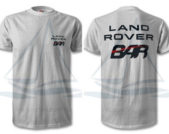 Land Rover Sailing Academy BAR T Shirt, Classic, Novelty T-Shirt, Cars, Novelty Gift, Defender T-Shirt, Land Rover T-Shirt Adults