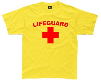 LIFEGUARD Mens T-Shirt