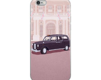 London Taxi iPhone Case