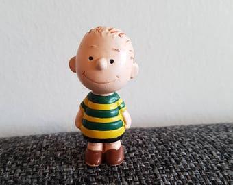 Vintage Peanuts figure - Linus - United Feature Syndicate inc. - 1952