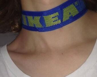 IKEA Hypebeast Choker