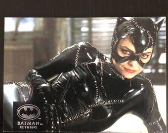 Batman Returns CatWoman Fridge Magnet