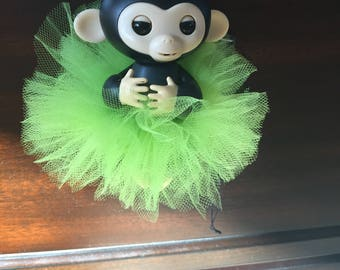 Fingerlings Monkey Tutu Fingerling Clothes
