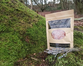 The Requiescence - Blended Himalayan Bath Salts