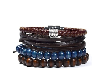 4 Pack Republic Bracelet Set