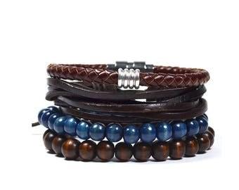 4 Pack Republic Bracelet Set