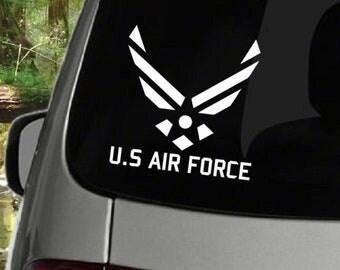 U.S Air Force Decal